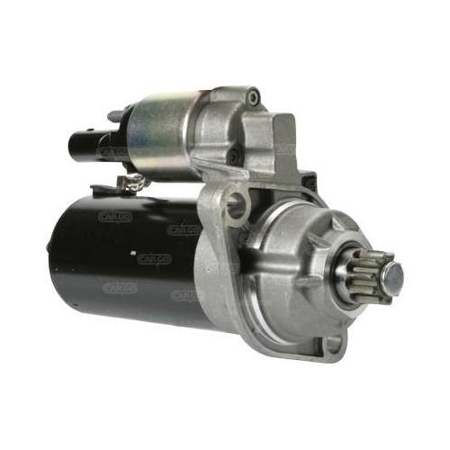 Démarreur 12 Volts, Bosch 0001123014, Volkswagen 02M911023N