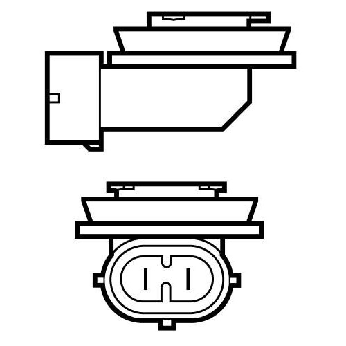 Ampoule H9 12V 65W