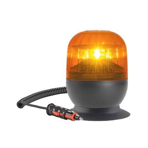 Feu a éclats eurorot 6 leds magnétique 12-24 volts