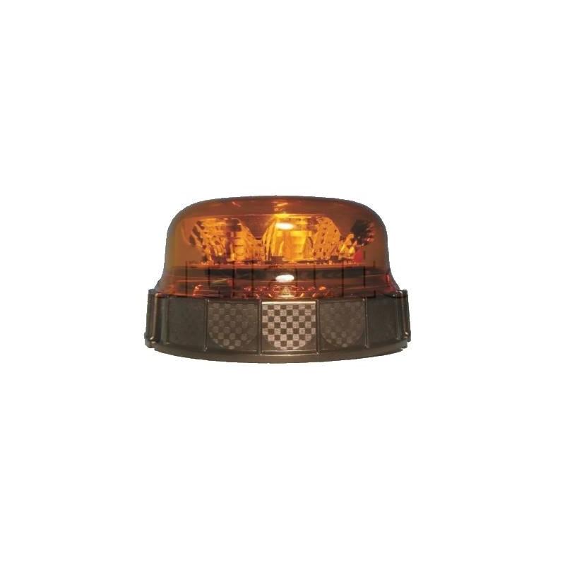 Gyrophare multi-effets 8 Leds à poser 10/30 Volts