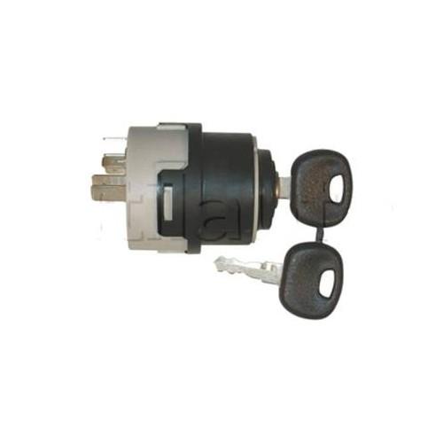 Contacteur à clé type Fenwick, Chariot allumage et de démarrage universel Haute Qualité - 24 Volts -IP63