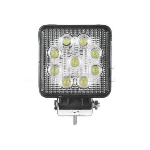 Phare de travail 9 LED 2250 Lumens