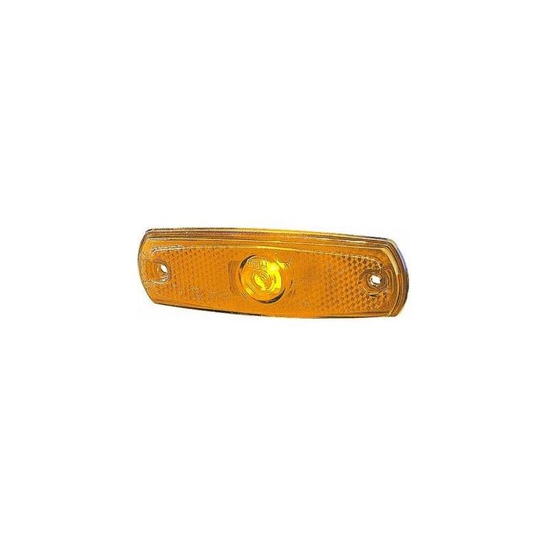 Feu latéral orange Hella 2PS 962 964-012