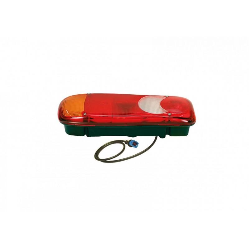 Feux arrière gauche Vignal 152000, Renault 5001846843, 5001846843
