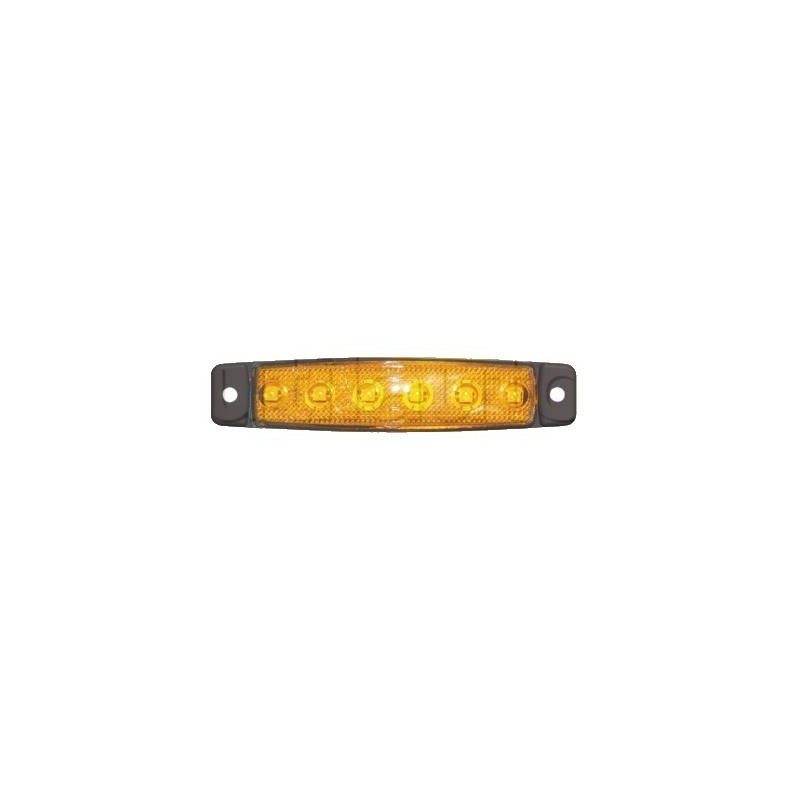 Feu Lateral Orange Led