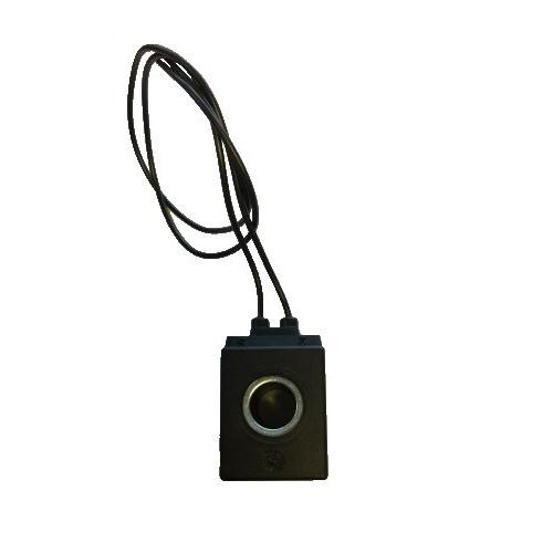 Bobine d'électrovanne 12V 18W 13.3mm