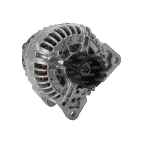 Alternateur 28 Volts 100 A, Bosch 0124555006, Prestolite 860806