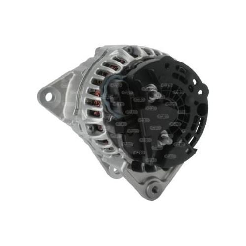 Alternateur 28 Volts 80 A, Bosch 0124555006, Daf 1387388