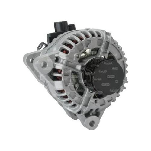 Alternateur 14 volts 150 A, Iskra 11.203.512, Valeo 2542615