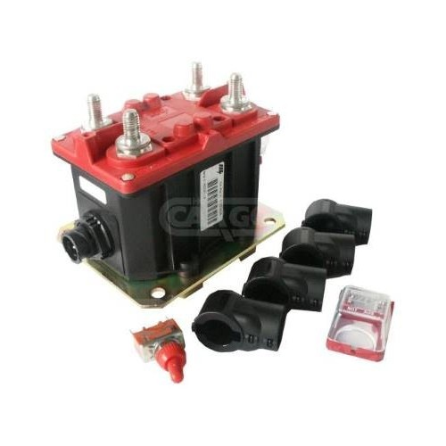 Coupe batterie électromagnétique