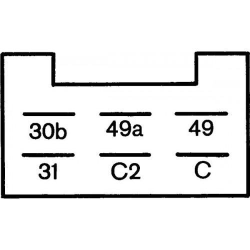 Centrale clignotante