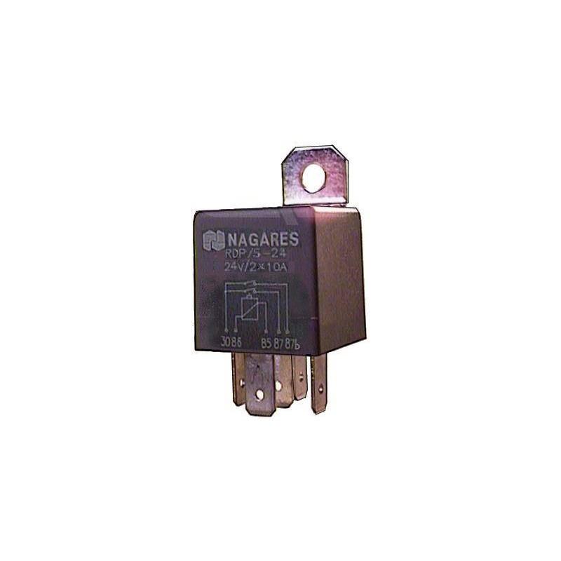Mini relais 24 Volts