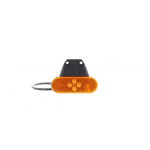 SMD04 LED - Feu de position latéral LED 24V ambre vignal 104210