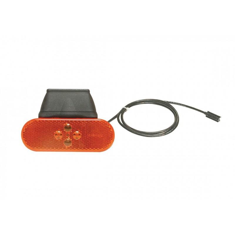 SMD04 LED - Feu de position latéral LED 24V ambre vignal 104260