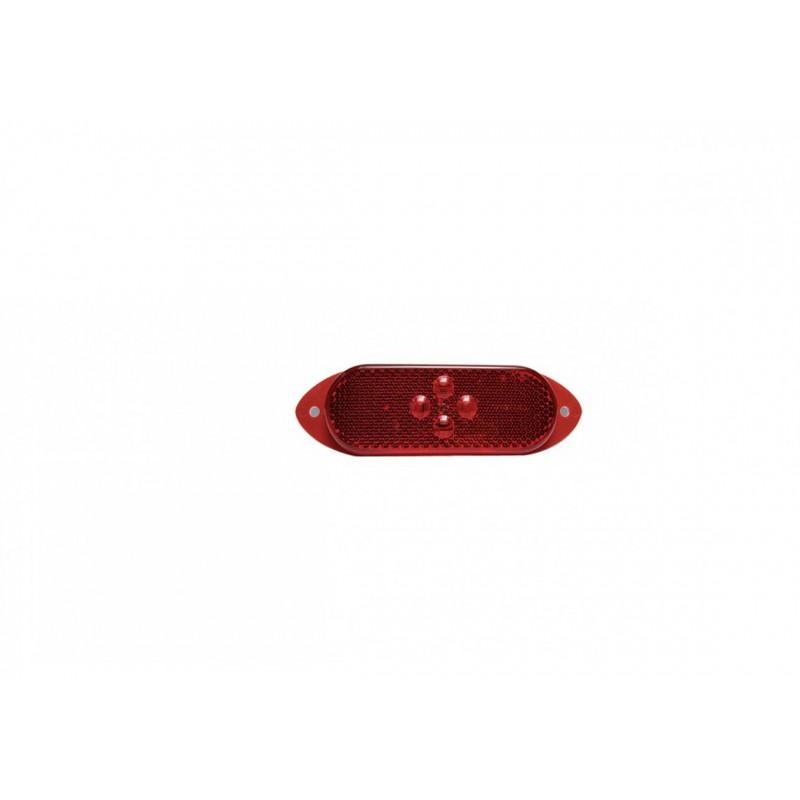 SMD04 LED - Feu de position arrière LED 24V rouge vignal 104680