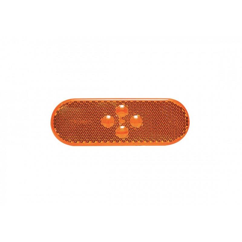 SMD04 LED - Feu de position latéral LED 24V ambre vignal 104700