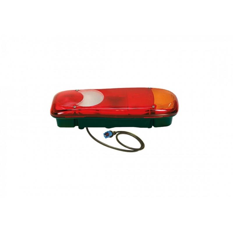 LC5 - Feu arrière Droit, Cable JPT EPP, conn AMP 1.5 arrière vignal 152010
