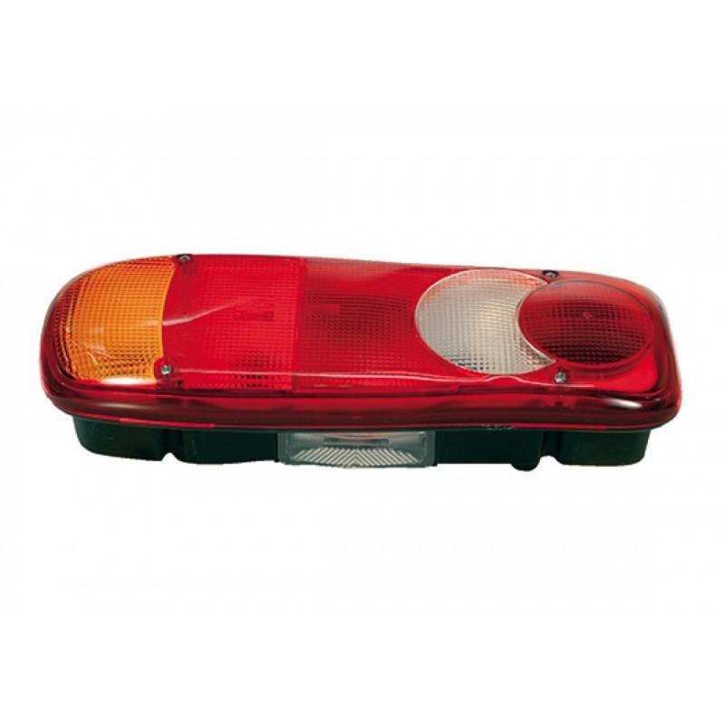 LC5 - Feu arrière Gauche, EPP, conn AMP 1.5 - 7 voies arrière vignal 152060