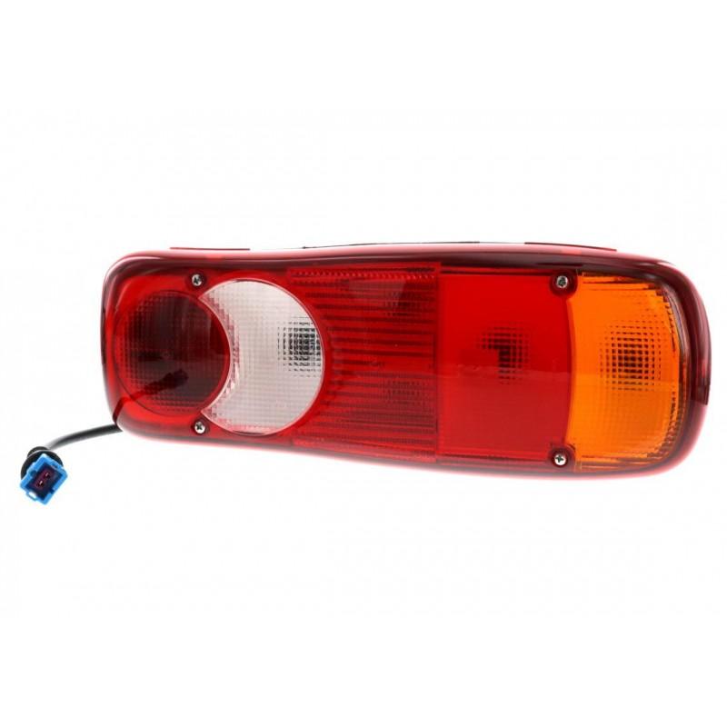 LC5 - Feu arrière Droit avec connecteur AMP 1.5 - 7 voies arrière vignal 152620