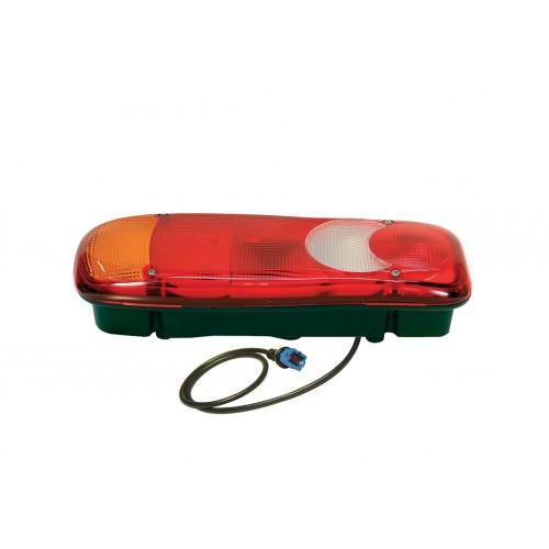 LC5 - Feu arrière Gauche/Droit, Cable JPT EPP, conn AMP 1.5 arrière vignal 152880