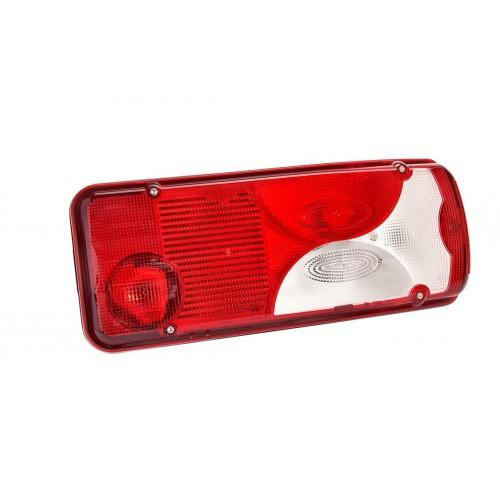 LC8 - Feu arrière Droit, Alarme, conn AMP 1.5 - 7 voies arrière vignal 155090