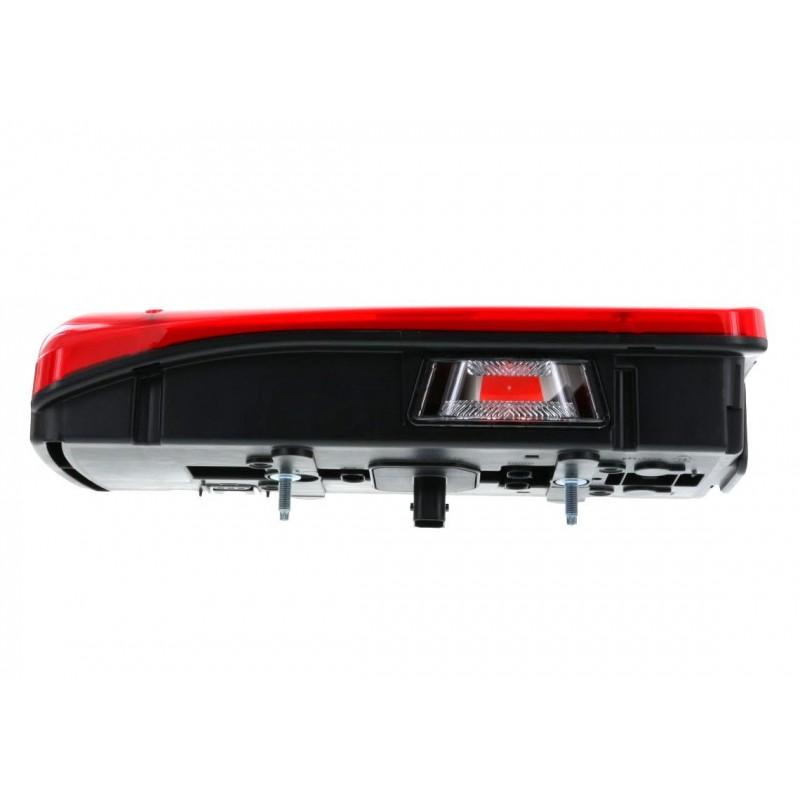 LC8 - Feu arrière Gauche, EPP et connecteur HDSCS 8 voies arrière DAF vignal 155130
