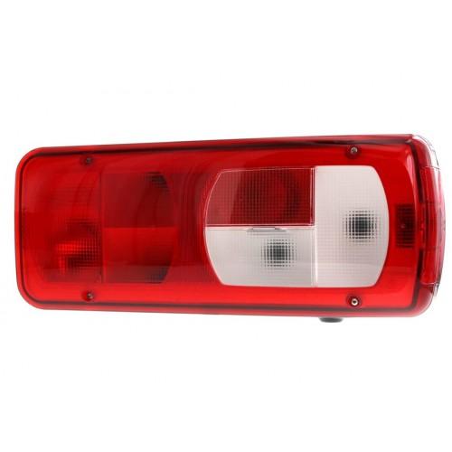 LC8 - Feu arrière Droit, Alarme, conn HDSCS 8 voies arrière DAF vignal 155150