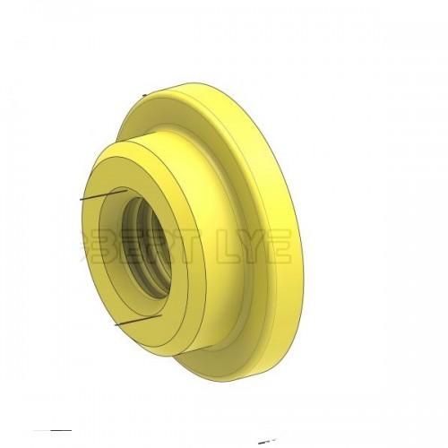 Bagues étanchéité silicone pour raccords sortie fusible MEGA pour boîtiers réfs. 0301053 et 0301045