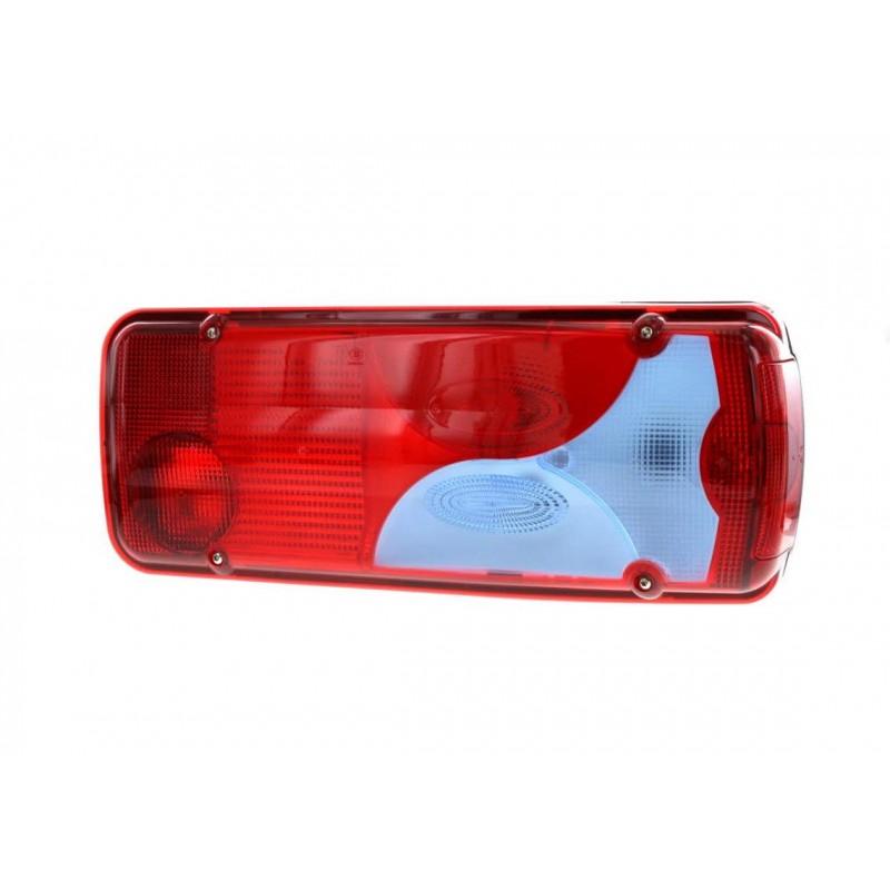 LC8 - Feu arrière Droit, Conn additionnels, conn AMP 1.5 arrière vignal 156300