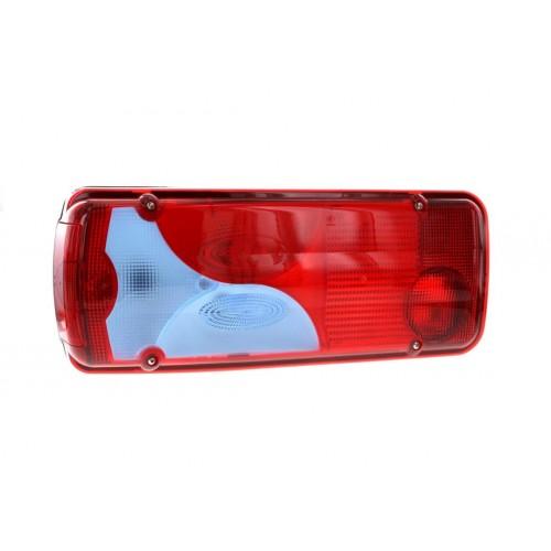 LC8 - Feu arrière Gauche, Conn additionnels, conn AMP 1.5 arrière vignal 156310