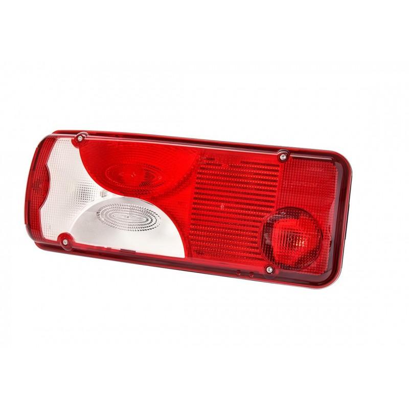 LC8 - Feu arrière Gauche, Conn additionnels, conn AMP 1.5 arrière vignal 156590