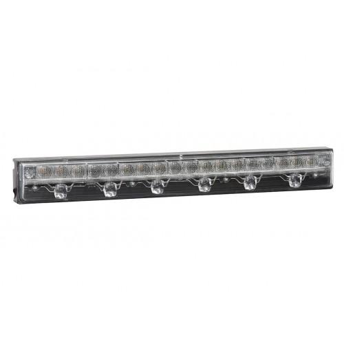 BL15 LED - Barre éclairage LED Gauche avec connecteur DT4 fixation arrière vignal 165020