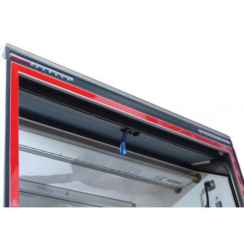 BL15 LED - Barre éclairage LED Droit avec connecteur DT4 fixation arrière vignal 165030