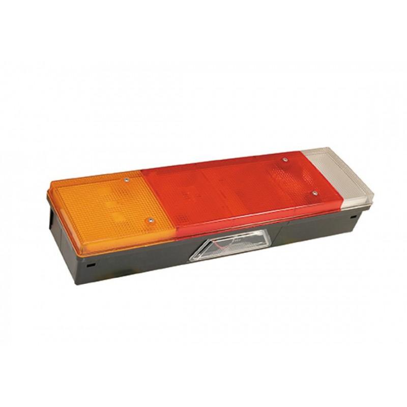 LC6 - Feu arrière Gauche/Droit avec connecteur vignal 166600