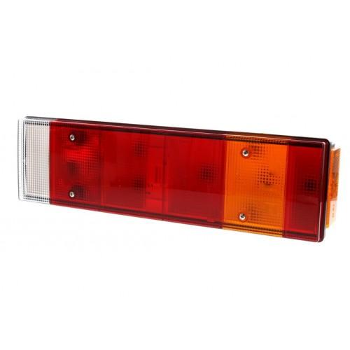 LC7 - Feu arrière Gauche, EPP et connecteur DIN 8 voies arrière vignal 168100