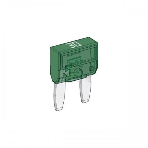 Fusible MINI SAE J 2077 - ISO 8820 30 AMPERE