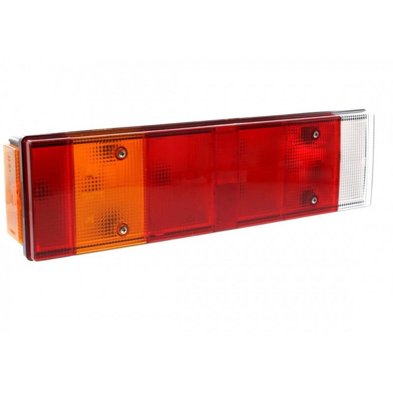 LC7 - Feu arrière Gauche, EPP, conn AMP 1.5 - 7 voies latéral vignal 169000