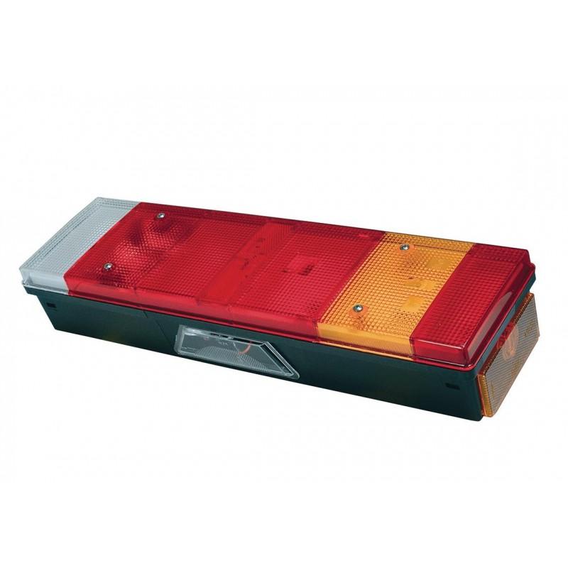 LC7 - Feu arrière Droit, EPP, conn AMP 1.5 - 7 voies latéral vignal 169280
