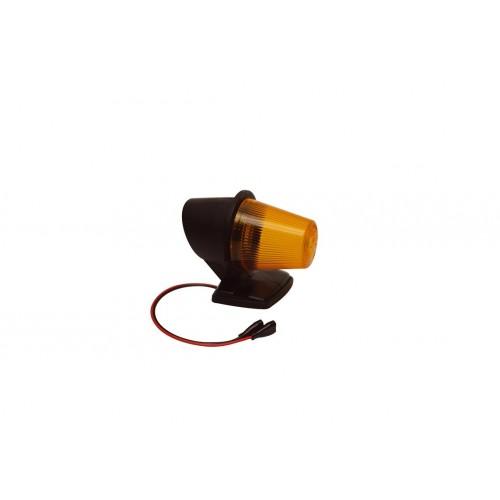FE80 - Feu de position avant Ampoules 12/24V ambre vignal 180040