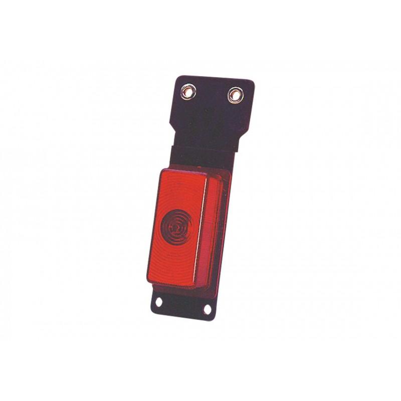 FE87 - Feu de position arrière Ampoules 12/24V rouge vignal 187130