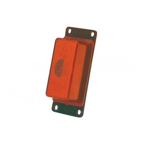 FE87 - Feu de position arrière Ampoules 12/24V rouge vignal 187730
