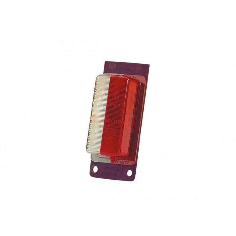 FE88 - Feu de gabarit et d'encombrement Ampoules 12/24V cristal + rouge vignal 188610