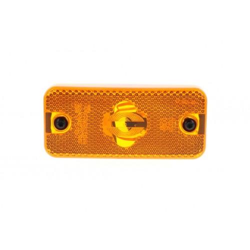 FPL93 - Feu de position latéral Ampoules 12/24V ambre Fiat, Iveco vignal 193170