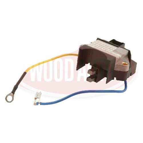 Regulateur remplace FIAT/MARELLI 940038162 LETRIKA (ISKRA) 11125113 LUCAS 21225345