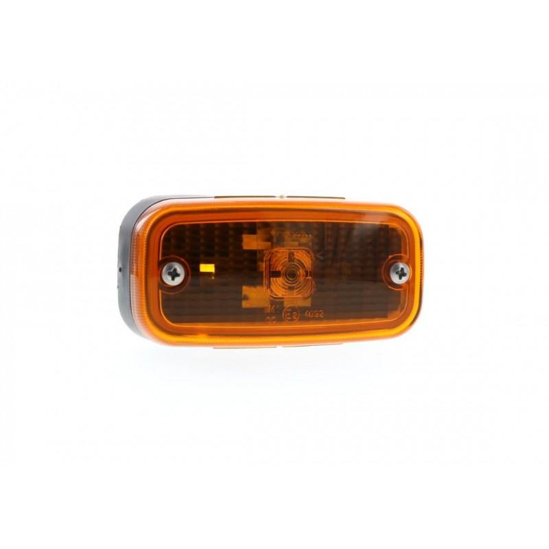 FE94 - Feu de position latéral Ampoules 12/24V ambre vignal 194070