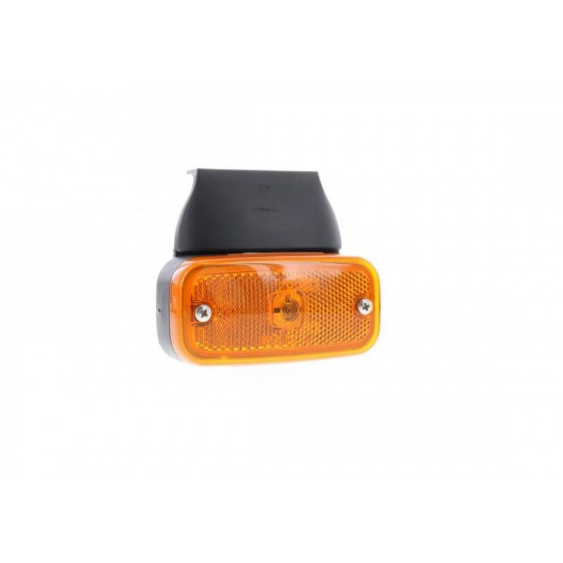 FE98 - Feu de position latéral Ampoules 12/24V ambre vignal 198030