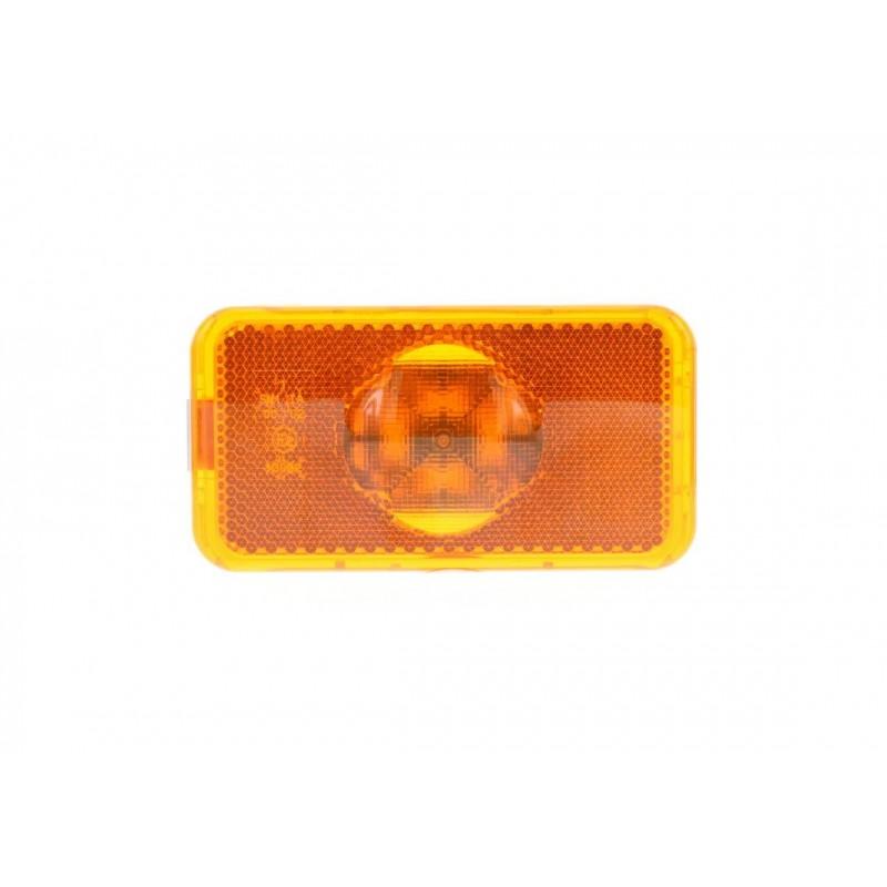SMD00 LED - Feu de position latéral PC LED 24V ambre Renault Trucks, Volvo Trucks vignal 198740