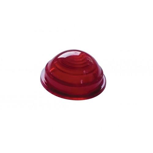 DX - Cabochon rouge pour DX bicolore vignal 611020