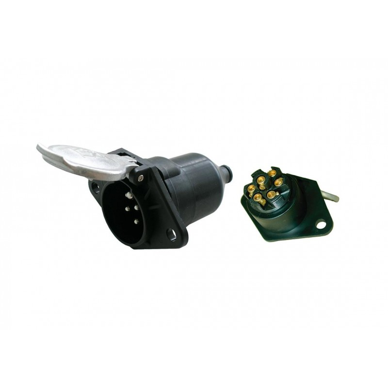 7P - Socle Prise 24N 7B Plast vignal 611500