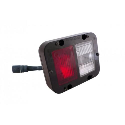Feu arrière Gauche/Droit avec connecteur Amphenol vignal 60760551
